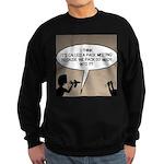 Pack Meetings Sweatshirt (dark)