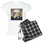 Pack Meetings Women's Light Pajamas