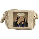 Pack Meetings Messenger Bag