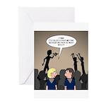 Pack Meetings Greeting Cards (Pk of 10)