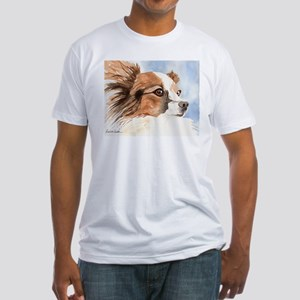 Papillon Gifts! Fitted T-Shirt