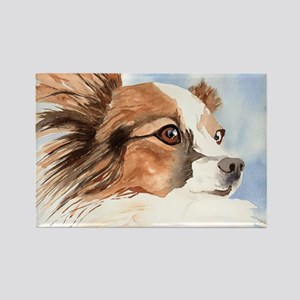 Papillon Gifts! Rectangle Magnet
