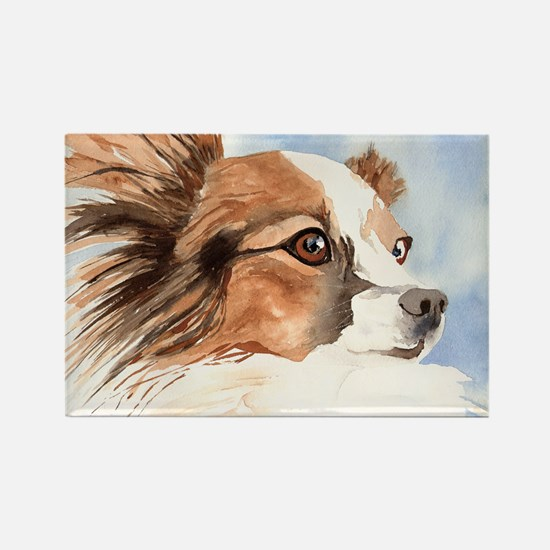 Papillon Gifts! Rectangle Magnet (10 pack)