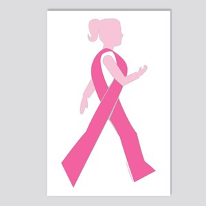 Breast Cancer Walks Postcards (Package of 8)