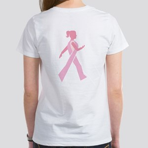 Breast Cancer Walks Women's T-Shirt