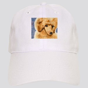 Red Poodle Stuff Cap