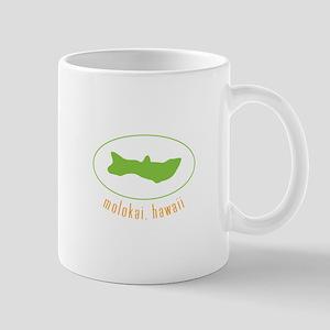 Molokai,Hawaii Mugs