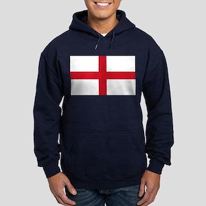 England Flag Hoodie (dark)