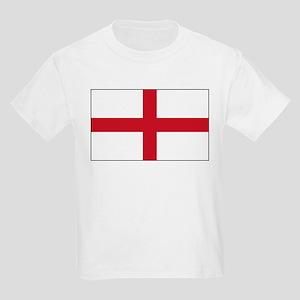 England Flag Kids Light T-Shirt
