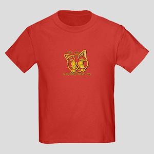 Catcream Kids Dark T-Shirt