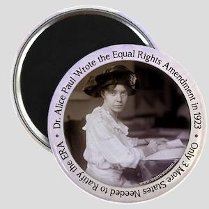 Alice Paul ERA Magnet