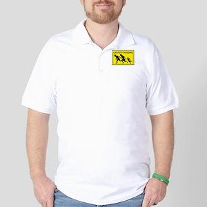 Cacher Crossing Golf Shirt