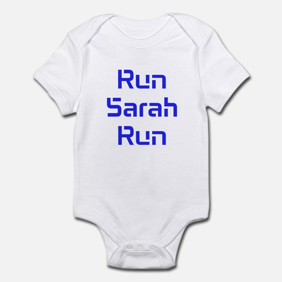 2016 RunSarahRun Infant Bodysuit