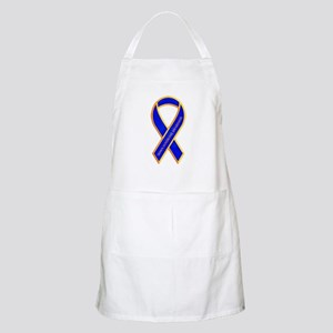 Down Syndrome Awareness BBQ Apron