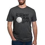 Golfers Tri-Blend T-Shirts
