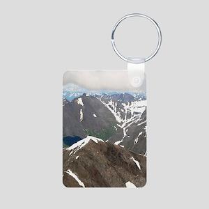 Kenai Mountains, Alaska Keychains