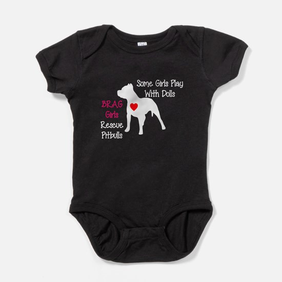 brag-girls Baby Bodysuit