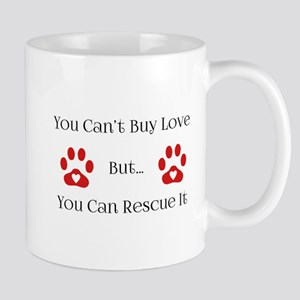 You Can't Buy Love Mug