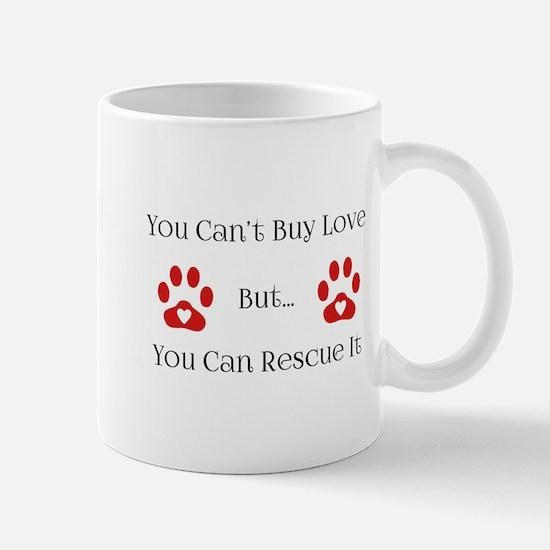You Can't Buy Love Mug