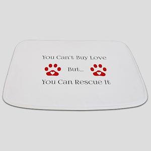 You Can't Buy Love Bathmat