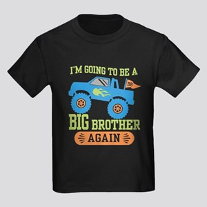 Big Brother Again Kids Dark T-Shirt