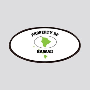 PROPERTY OF HAWAII Patches
