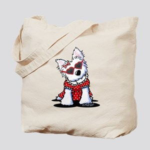 Adorkable Miss Hollywood Tote Bag