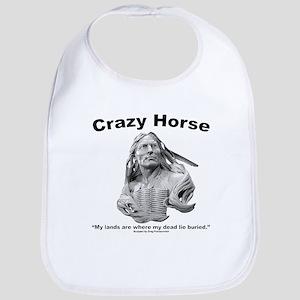 Crazy Horse: My Lands Bib