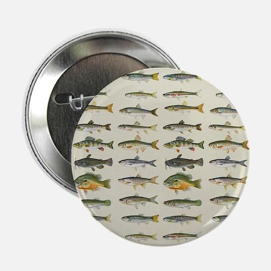 "Freshwater Fish Chart 2.25"" Button"