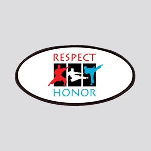 Respect Honor Patches