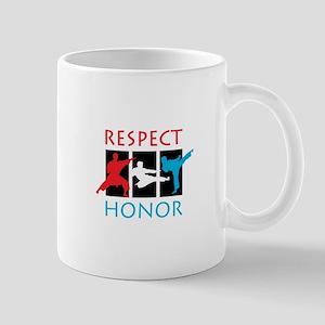 Respect Honor Mugs