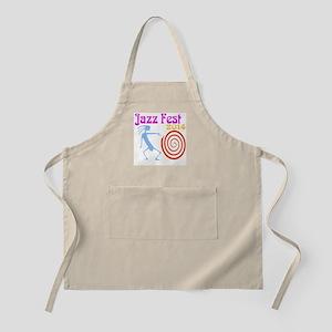 Jazz Fest 2014 Spiral Apron