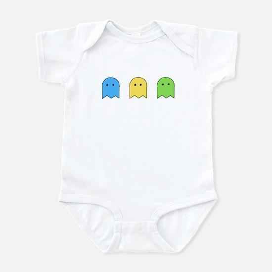 Three Ghosts Infant Bodysuit