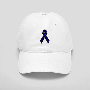 Blue Line Ribbon Cap
