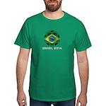 Brazil (Brasil) World Cup 2014 Dark T-Shirt