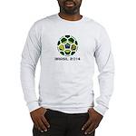 Brazil (Brasil) World Cup 2014 Long Sleeve T-Shirt