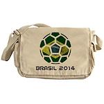 Brazil (Brasil) World Cup 2014 Messenger Bag