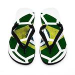 Brazil World Cup 2014 Flip Flops