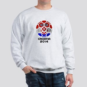 Croatia World Cup 2014 Sweatshirt