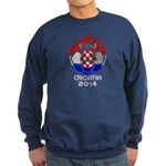 Croatia World Cup 2014 Sweatshirt (dark)
