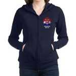 Croatia World Cup 2014 Women's Zip Hoodie