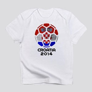 Croatia World Cup 2014 Infant T-Shirt
