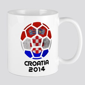 Croatia World Cup 2014 Mug