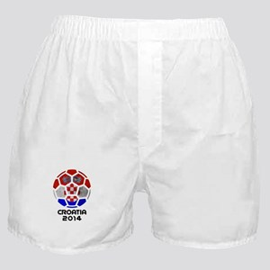 Croatia World Cup 2014 Boxer Shorts