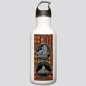 Library of Congress Do Stainless Water Bottle 1.0L