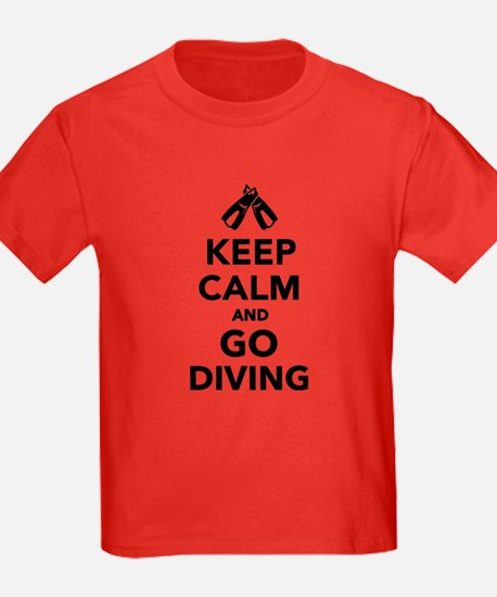 Keep calm and go Diving T