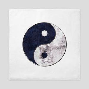 Harvest Moons Yin Yang Queen Duvet