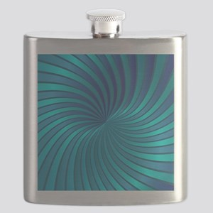 Spiral Vortex 1 Flask