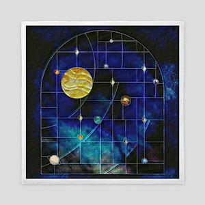 Harvest Moons Solar System Queen Duvet