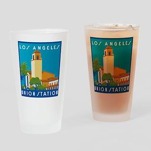 Los Angeles Union Station 75h Anniversary Drinking